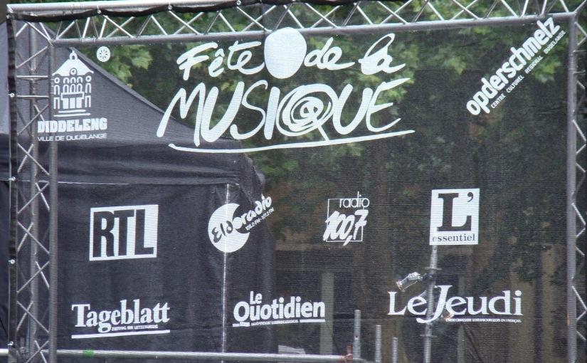Fête de la Music Dudelange2011