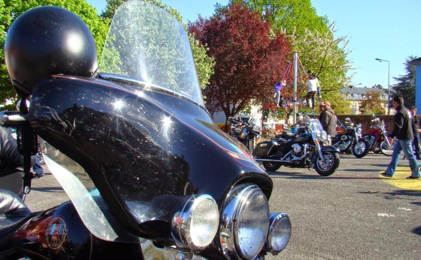 Used Motorcycle and Exhibition Market Dudelange2013