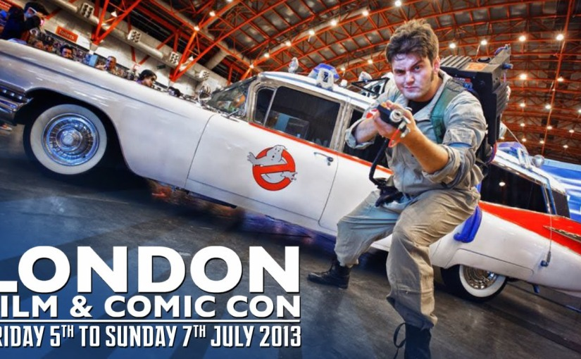 London Film & Comic Con (LFCC) – July 2013 – Cosplay MusicVideo
