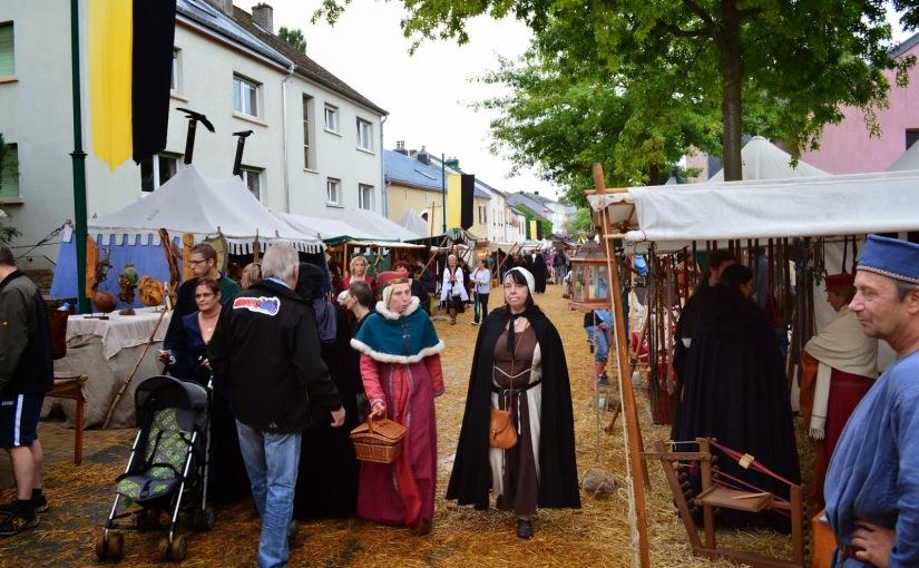 Butschebuerger Burgfest 2013