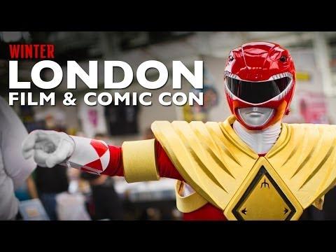 Winter London Film & Comic Con (WLFCC) – October 2013 – Cosplay MusicVideo
