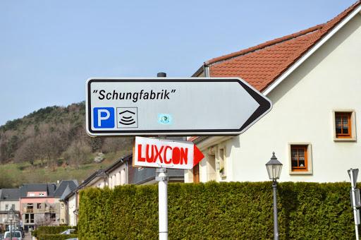 Luxcon 2014