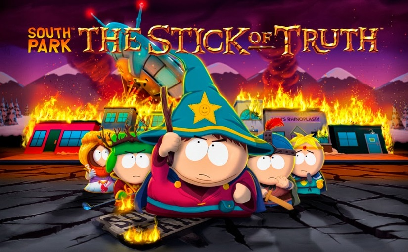 South Park – The Stick of Truth – Rat der Vier
