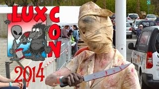 """Cosplay Music Video – Luxcon 30th March 2014 – """"Kickback"""""""