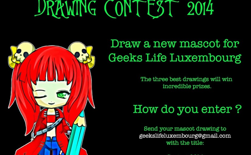 Drawing Contest 2014