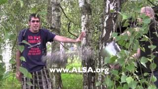 Ice Bucket Challenge – With a kind of Magic:-)