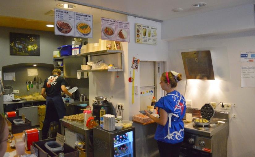 Osaka-Day at the Chibi-ya RestaurantTrier