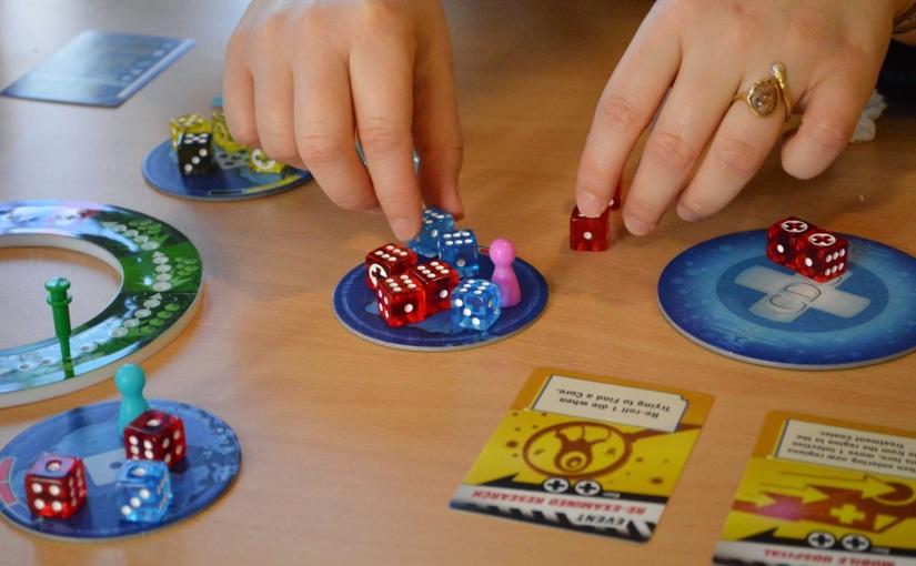 Boardgames Tetange Gare