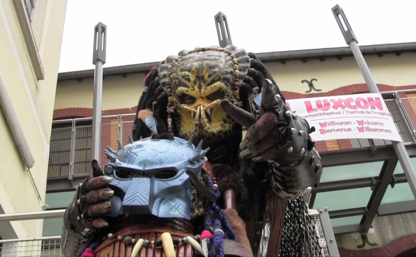 """Cosplay Music Video Luxcon 2015 """"The WickerMan"""""""
