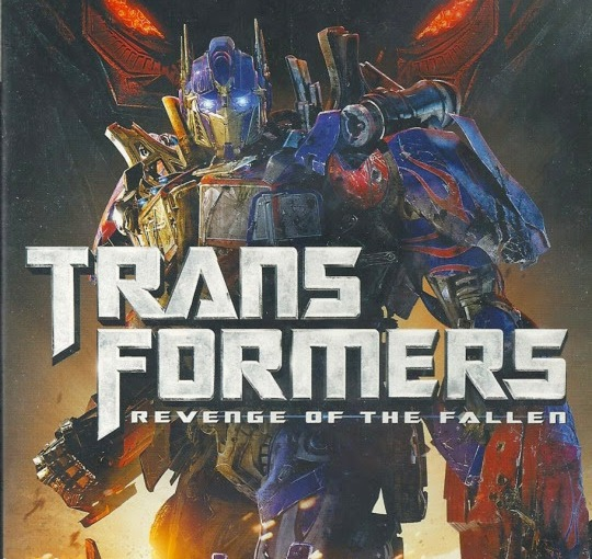 Transformers Revenge of the Fallen The Game (Xbox 360, PS3 & PC)