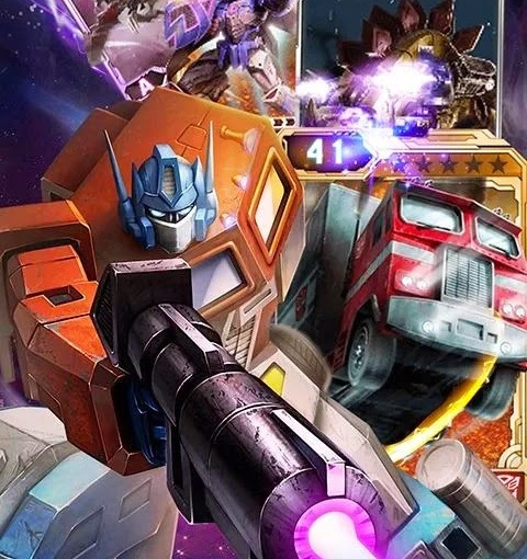 Transformers Rising (iOS &Android)