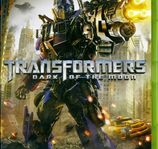 Transformers Dark of the Moon (Xbox 360 & PS3)