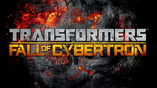 Transformers Fall of Cybertron (Xbox 360, PS3 &PC)