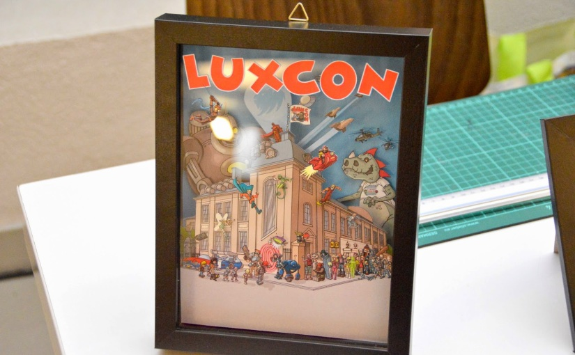 Luxcon 2015 – Alain Wuppes Art Expo