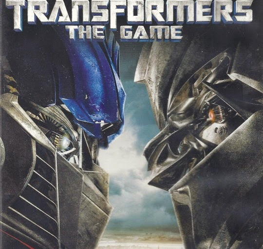 Transformers The Game (PS2, PS3, Xbox 360,PC)