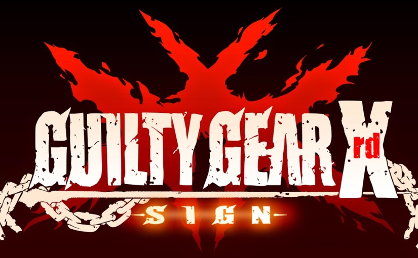 Guilty Gear Xrd -Sign- (PS3 & PS4)