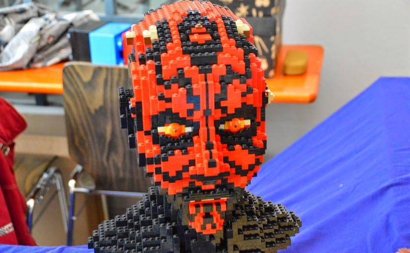 Luxcon 2015 –Lego