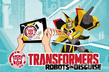 Transformers Robots in Disguise Spill App (iOS &Android)