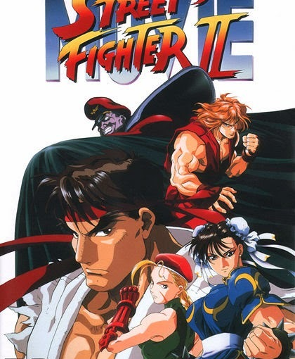 Street Fighter 2 Animated Movie