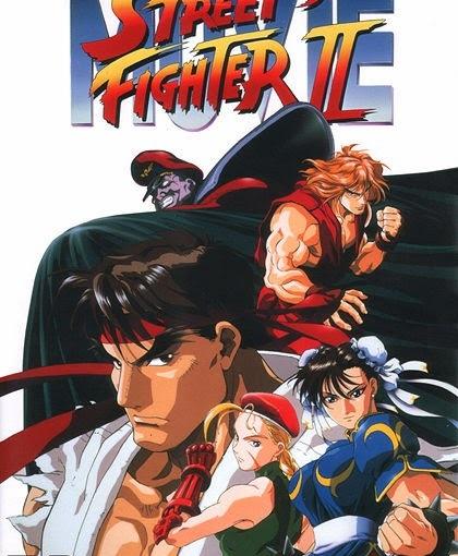 Street Fighter 2 AnimatedMovie