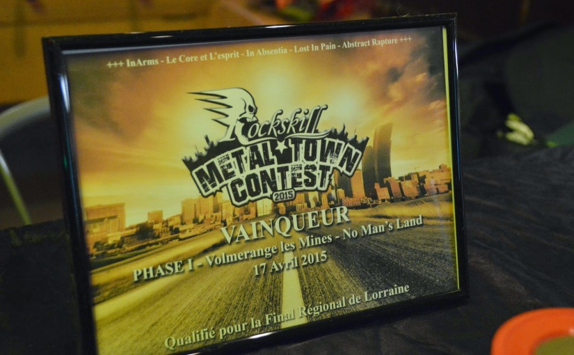 Rockskill Metal Town ContestVolmerange