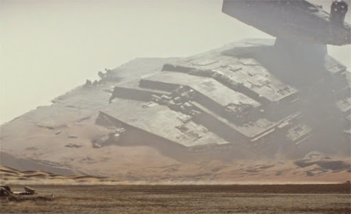 Craigslist Ad of the Day: A Used Imperial StarDestroyer