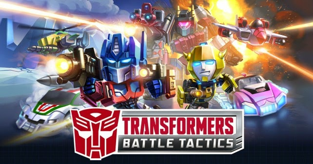 Transformers Battle Tactics (iOS &Android)