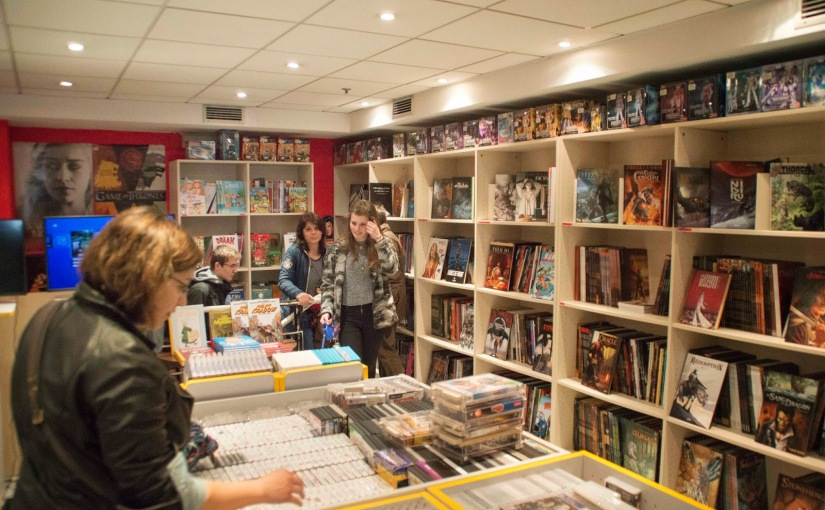 2 May – Free Comic Book Day at Le Reservoir(7)