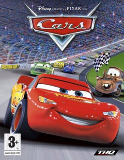 Cars (PS2, Gamecube, Wii, PS3, Xbox 360 & PC)