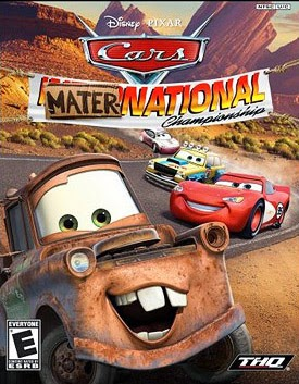 Cars Mater-National Championship (Wii, PS2, PS3 Xbox 360 & PC)