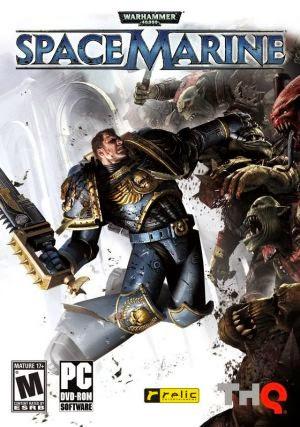 Warhammer 40000 Space Marine (PS3, Xbox 360 & PC)
