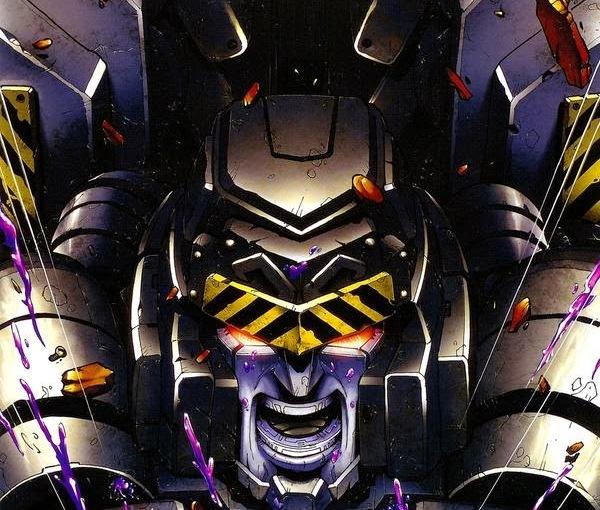 Transformers Megatron Origin