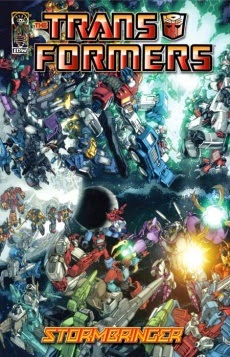 Transformers Stormbringer
