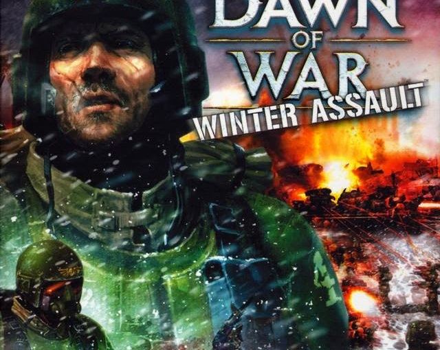 Warhammer 40000 Dawn of War Winter Assault (PC)