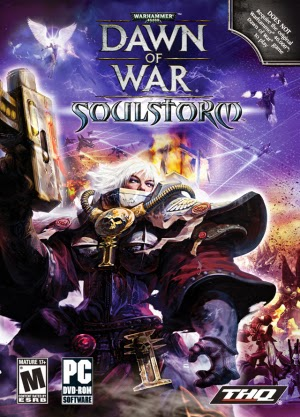 Warhammer 40000 Dawn of War Soulstorm (PC)