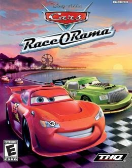 Cars Race-O -Rama (PS2, PS3, Wii & Xbox 360)