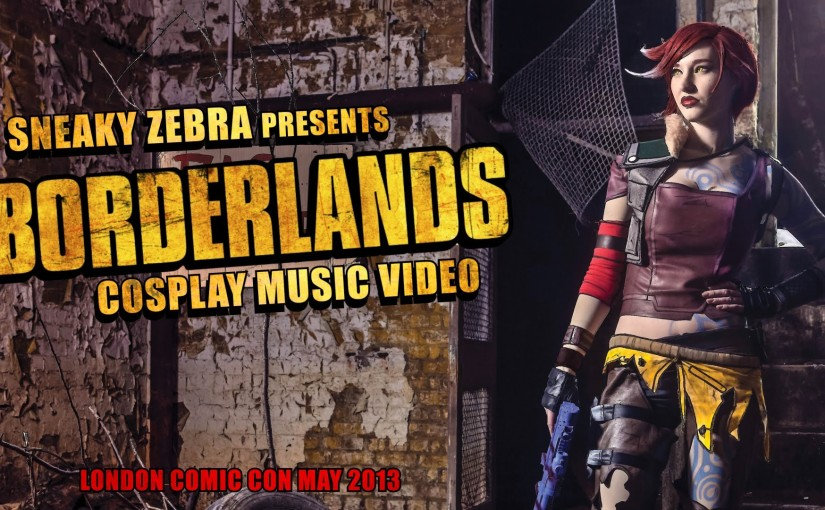 Cosplay – Borderlands – Cosplay Music Video (London Comic Con May2013)