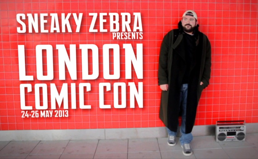 Cosplay – London Comic Con – May 2013 – Cosplay MusicVideo