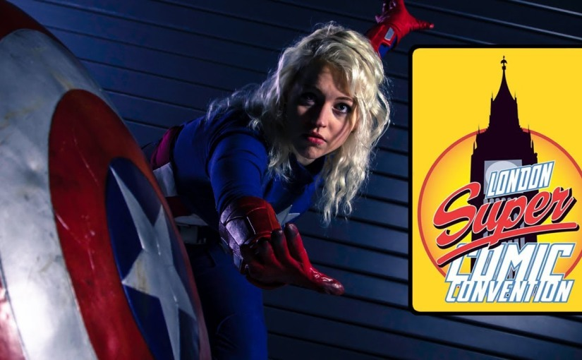 Cosplay : London Super Comic Con (LSCC) – Cosplay MusicVideo