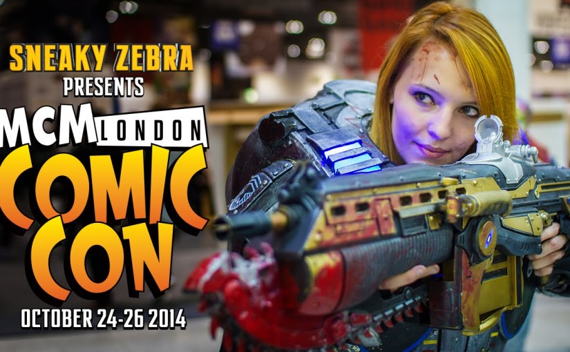 MCM London Comic Con October 2014 Cosplay Music Video