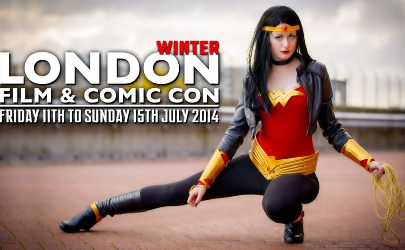 London Film and Comic Con Winter (LFCC) 2014 – Cosplay MusicVideo