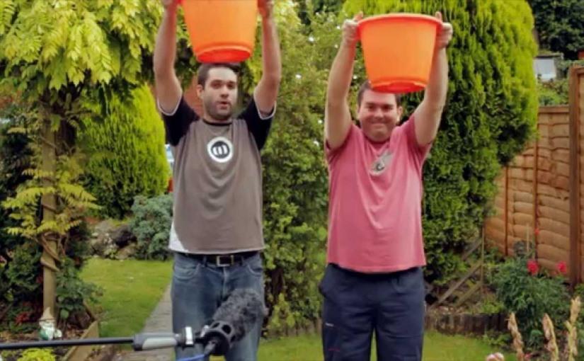 ALS Ice BucketChallenge