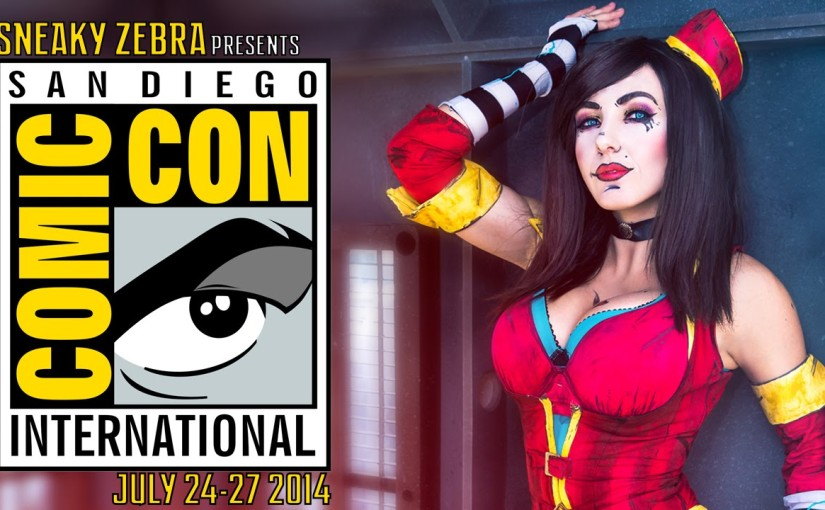 San Diego Comic Con 2014 (SDCC) – Cosplay Music Video‏