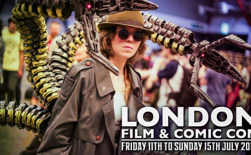London Film & Comic Con (LFCC) 2014 – Cosplay MusicVideo