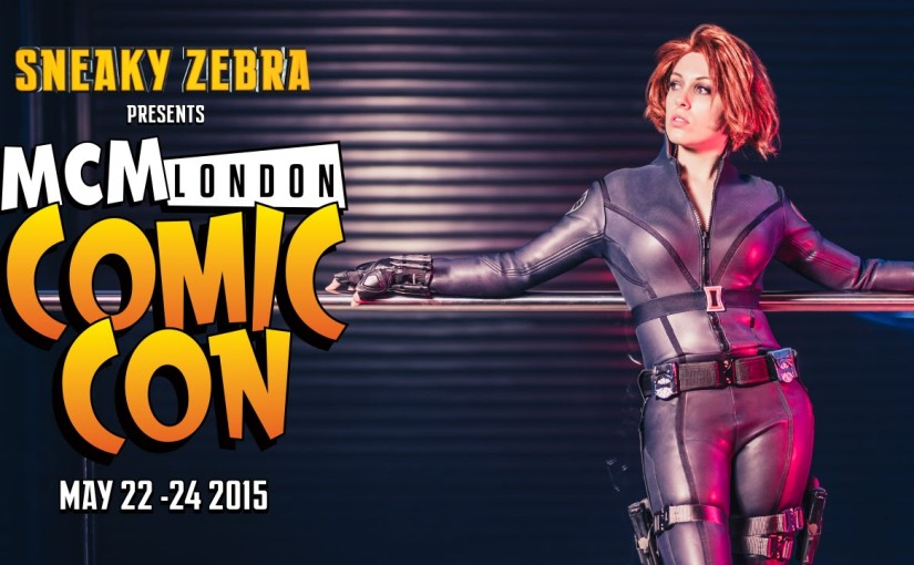 MCM London Comic Con May 2015 Cosplay Music Video