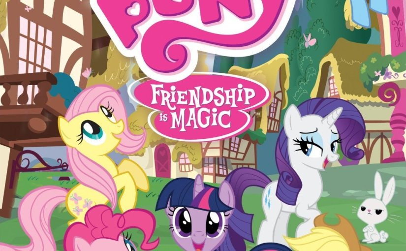 My little Pony Friendship is Magic: Staffel1