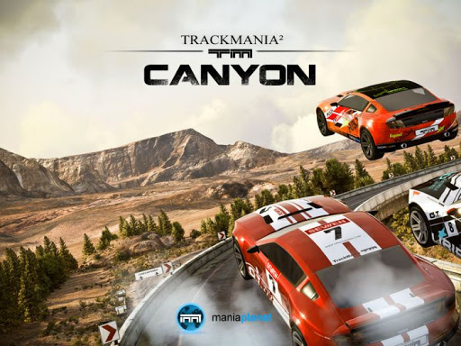 Trackmania 2 Canyon(PC)