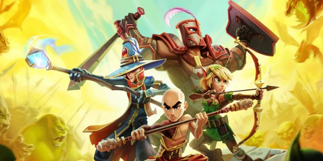 E3 2015 – Dungeon Defenders II Coming to the Playstation 4
