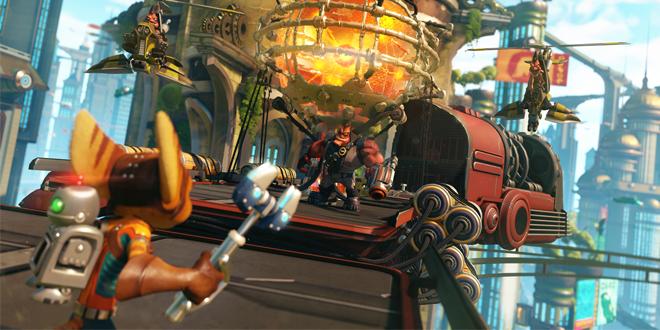 E3 2015 – Ratchet &Clank