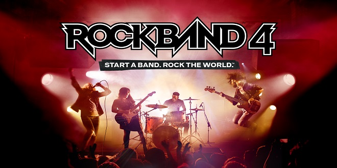 E3 2015 – All We Know About Rock Band4